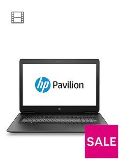 HP Pavilion 17-ab405na Intel® Core™ i5,GeForce GTX 1050,8GB RAM,1TB HDD 17.3in Gaming Laptop - Black