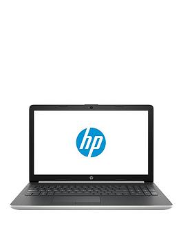 Hp Laptop 15-Da0000Na Intel Core I7 8Gb Ram 1Tb Hdd + 128 Gb Ssd 15.6In Laptop - Laptop Only