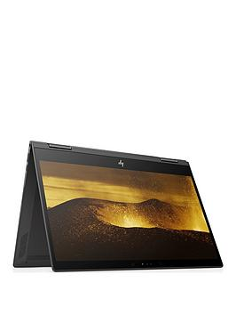 Hp Envy X360 13-Ag0002Na, Amd Ryzen 5, 8Gb Ram, 128Gb Ssd 13.3In Laptop - Black