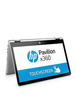 hp-pavilion-x360-14-ba104na-intelreg-coretrade-i5-processor-8gbnbspram-256gbnbspssd-14-inch-laptopnbspwith-optional-microsoft-office-365-home-silver