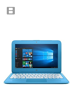 hp-stream-11-ah005na-intelreg-celeronreg-processor-2gb-ramnbsp32gbnbspstorage116-inch-laptopnbspwith-microsoft-office-365-home-and-optional-mcafeenbsplivesafe-blue