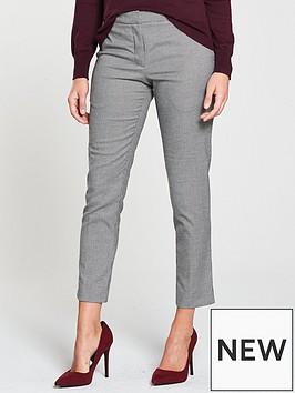 oasis-oasis-dogtooth-button-detail-slim-leg-trouser