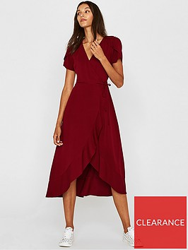 oasis-wrap-midi-dress-red