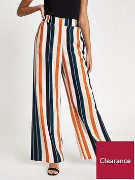 river-island-stripe-wide-leg-trousers-pink