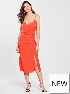 river-island-slip-midi-dress-red