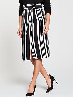 oasis-stripe-midi-pencil-skirt-monochrome