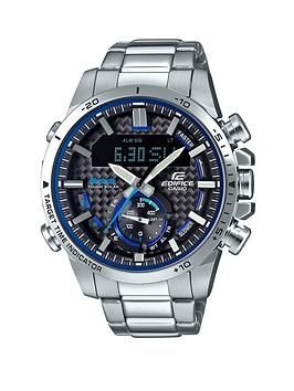 casio-casio-edifice-bluetooth-connected-solar-black-and-blue-detail-chronograph-dial-stainless-steel-bracelet-mens-watch