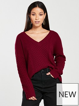 whistles-cable-choker-neck-knit