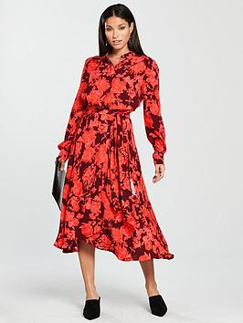 whistles-esme-wrap-print-dress