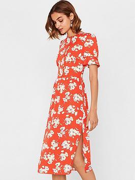 oasis-foulard-floral-midi-dress-multi