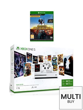 xbox-one-s-xbox-one-s-1tb-console-starter-kit-with-playerunknows-battlegrounds-plus-optional-extras