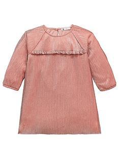 mini-v-by-very-girls-lurex-shimmer-party-dress