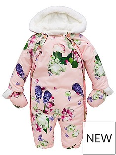 baker-by-ted-baker-baby-girls-all-over-print-snowsuit