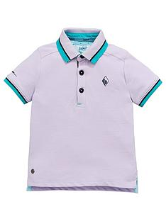 e7475d79c4e7f8 Baker by Ted Baker Toddler Boys Icon Short Sleeve Polo