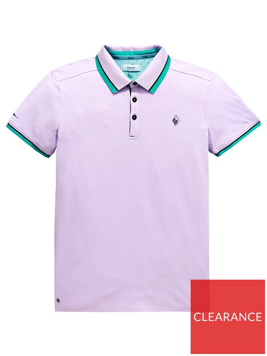 ea32e87024ebc7 Baker by Ted Baker Boys Icon Short Sleeve Polo