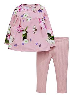 baker-by-ted-baker-toddler-girls-printed-top-amp-legging-set