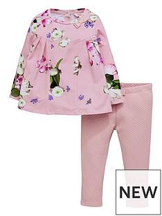 baker-by-ted-baker-toddler-girls-printed-top-amp-legging-set