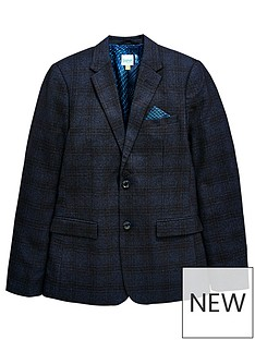baker-by-ted-baker-boys-check-formal-jacket
