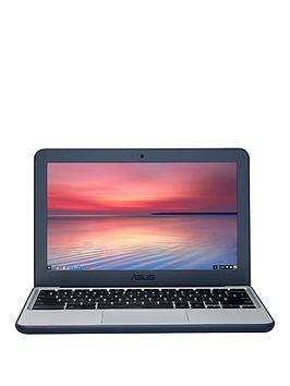 Asus Chromebook C202Sa-Gj0027 Intel&Reg; Celeron&Reg; Processor, 2Gb Ram, 16Gb Storage, 11.6 Inch Laptop
