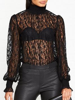 perseverance-london-viola-floral-lace-bodysuit-black