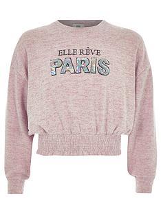 river-island-girls-pink-039paris039-cropped-sweatshirt