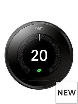 nest-nest-learning-thermostat-black-3rd-gen-ukie