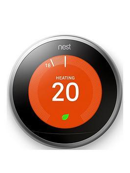 nest-nest-learning-thermostat-steel-3rd-gen-ukie