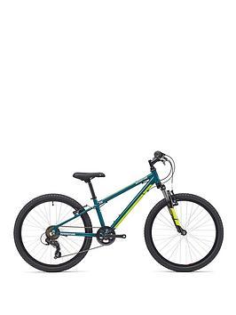 Adventure 240 Junior 7 Speed Mountain Bike 24 Inch Wheel