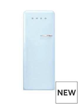 smeg-fab28-60cm-retro-style-left-hand-hinge-fridge-with-icebox-pastle-blue