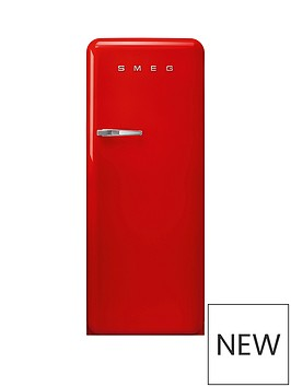 smeg-fab28-60cm-retro-style-right-hand-hinge-fridge-with-icebox-red