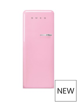 smeg-fab28-60cm-retro-style-left-hand-hinge-fridge-with-icebox-pink