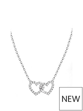the-love-silver-collection-rhodium-plated-sterling-silver-amp-cubic-zirconia-double-heart-pendant-necklace