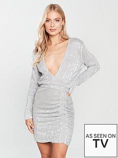 lavish-alice-sequin-mini-dress-silvernbspiridescent