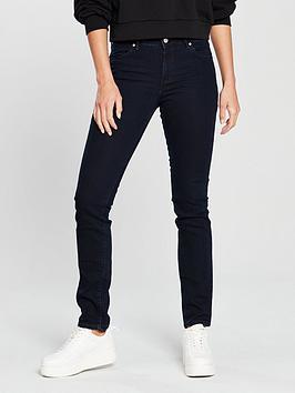 Wrangler Mid Rise Slim Jean