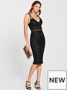 ax-paris-lace-strappy-bodycon-midi-dress-black