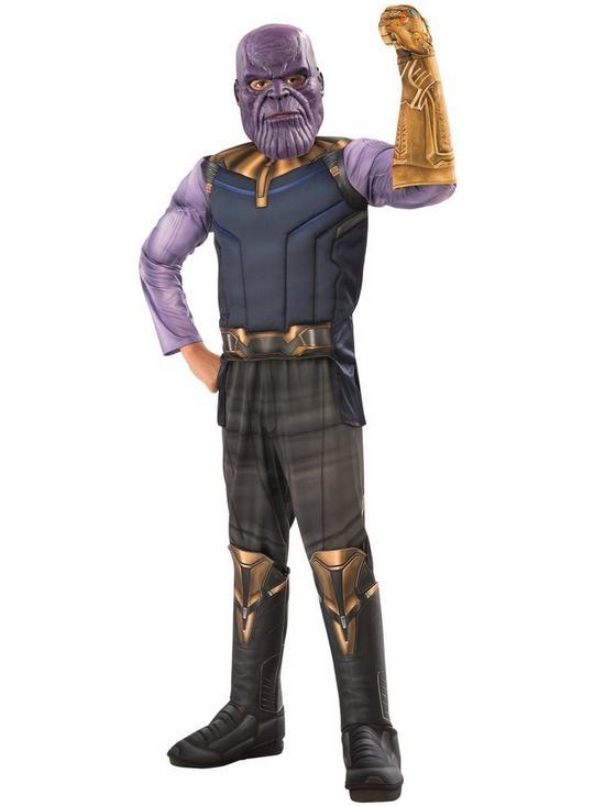 3c2ab5e66 Marvel Avengers Infinity War Deluxe Child Thanos | very.co.uk