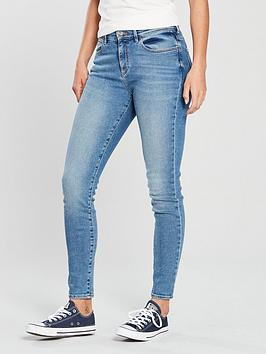 Wrangler High Rise Skinny Jean