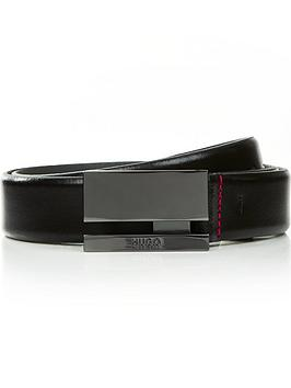 hugo-mens-giona-buckle-leather-belt-black