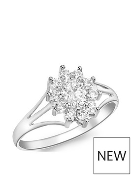 love-gold-9ct-white-gold-cubic-zirconia-flower-cluster-ring
