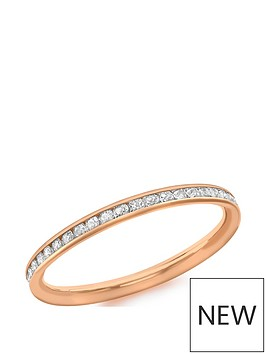 love-gold-9ct-rose-gold-cubic-zirconia-set-ring