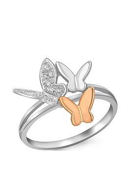 love-diamond-9ct-white-amp-rose-gold-diamond-set-butterfly-ring