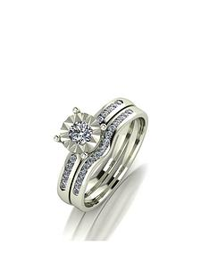 starlight-9ct-gold-12-carat-look-40-point-diamond-illusion-bridal-set