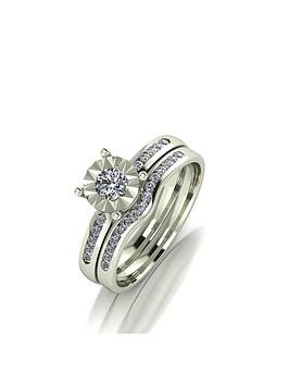 starlight-9ct-gold-12-carat-look-40-point-diamond-illusion-bridal-set