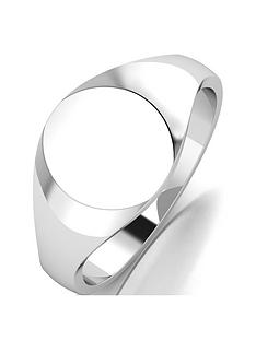 the-love-silver-collection-argentium-silver-oval-signet-ring