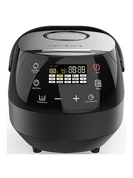 drew-cole-cleverchef-14nbspin-1nbsp5l-digital-multi-cooker-charcoal