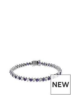 love-gem-rhodium-plated-sterling-silver-amethyst-amp-10-point-diamond-bracelet