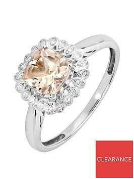 love-gem-9ct-white-gold-5-point-diamond-cushion-cut-morganite-ring