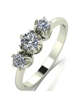 love-diamond-9ct-gold-50-point-diamond-trilogy-ring