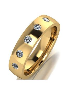 love-diamond-9ct-gold-25-point-diamond-set-5mm-court-wedding-band