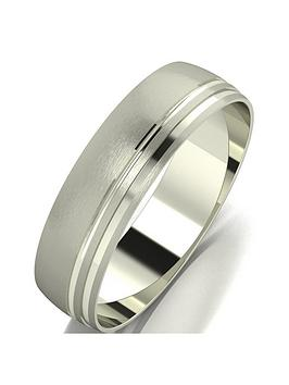 love-gold-9ct-gold-5mm-wedding-band-with-double-stripe-detail-and-optional-personalisation-message